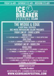 Finding Kate live at Icebreaker Festival