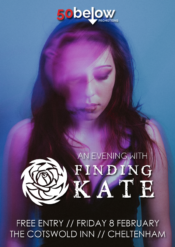 Finding Kate live at The Cotswold Inn